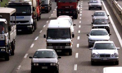 Incidente sulla A22, code fino a 6 km prima di Mantova Nord