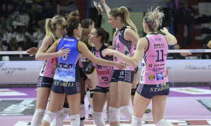 VBC Pomì Casalmaggiore – SAB Volley Legnano 3-2