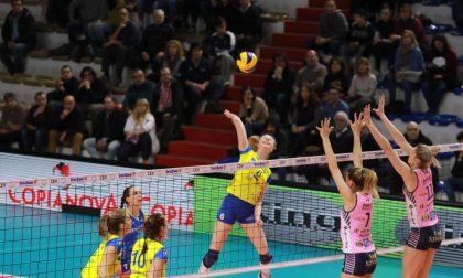 VBC Pomì Casalmaggiore – SSC Palmerg Schwerin: 0-3