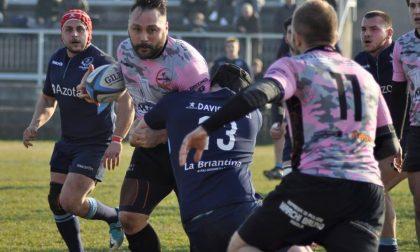 Terza vittoria consecutiva per il Rugby del Chiese