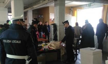 Aziende cinesi Viadana blitz dei carabinieri