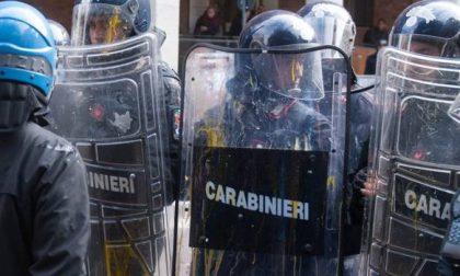 CasaPound a Mantova e la città si blinda
