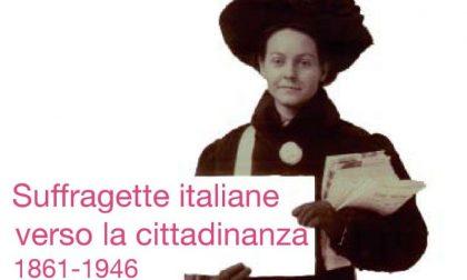 Eventi Mantova Suffragette italiane verso la cittadinanza