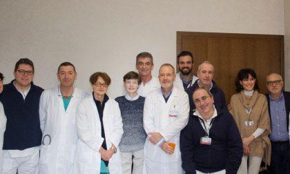 Bimbi farfalla: lezione di vita all'ospedale di Mantova