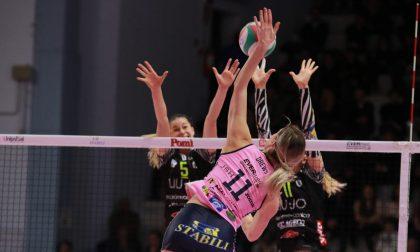 VBC Pomì Casalmaggiore sconfitta al tie break