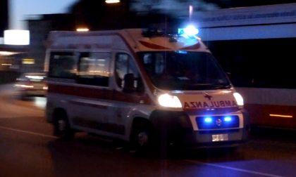 Malori e incidenti stradali nella Bassa SIRENE DI NOTTE