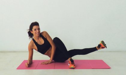Challenge your body il metodo web studiato dalla mantovana Giulia Zambelli