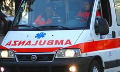 Ribaltamento auto grave una 29enne SIRENE DI NOTTE