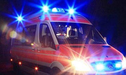 Caduta da bici grave 39enne SIRENE DI NOTTE
