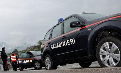 Fermata per furto a Castiglione