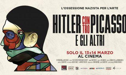 """""""Hitler contro Picasso e gli altri"""" il film del cremonese Poli"""