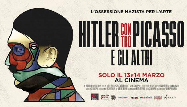 'Hitler contro Picasso e gli altri': esce il film del regista cremonese