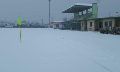 Allerta neve in zona Brescia-Mantova