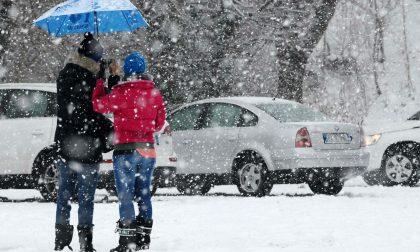 Previsioni meteo per le prossime 36 ore: confermata la neve ECCO DOVE IN LOMBARDIA