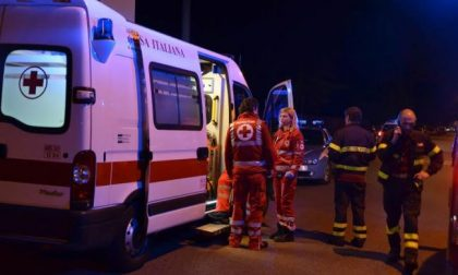 Incidente in auto si scopre che era drogato