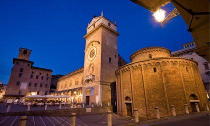 Notte da record nel Mantovano SIRENE DI NOTTE