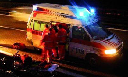 Evento violento a Castiglione, un 36enne in ospedale SIRENE DI NOTTE