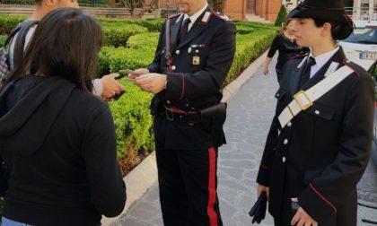 Controlli a tappeto a Mantova: beccato rapinatore