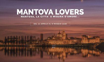 Mantova Lovers 2018 al via la rassegna che vestirà la città di romanticismo