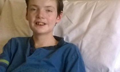 Morto ragazzo farfalla addio a Riccardo, grande coraggio e dignità