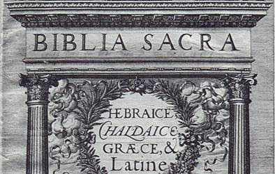 Una Bibbia per il duca, conferenza storica a Sabbioneta
