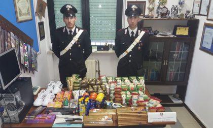 Rubati 184 pezzi di prodotti tra cui Grana e Parmigiano