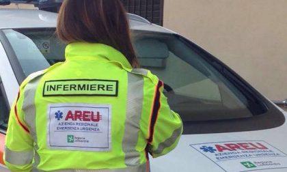 Scontro auto Tir muore donna 65enne