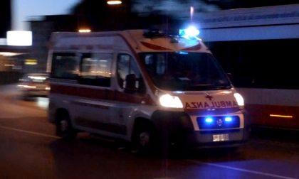 Infortunio sul lavoro, 21enne in ospedale SIRENE DI NOTTE