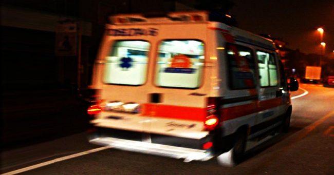 Incidente stradale a Marmirolo, due persone in ospedale SIRENE DI NOTTE