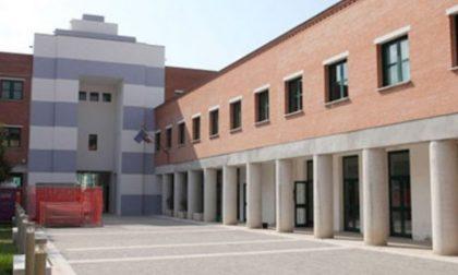 Istituto Greggiati Ostiglia, messa in sicurezza dei soffitti