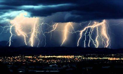 Previsioni meteo: allerta arancione per forti temporali in Lombardia