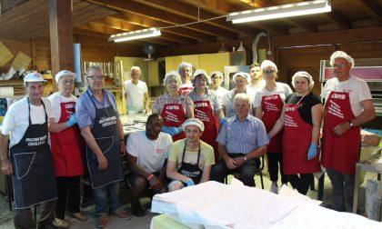 Barchi in festa: la piccola frazione di Asola festeggia