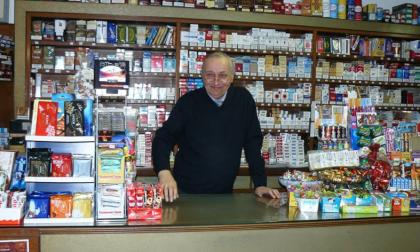 Addio allo storico tabaccaio di Asola