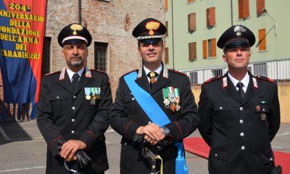 Arma dei Carabinieri: 204° annuale della fondazione