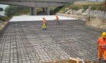 Nuovo ponte di San Benedetto: settimana di prove e test