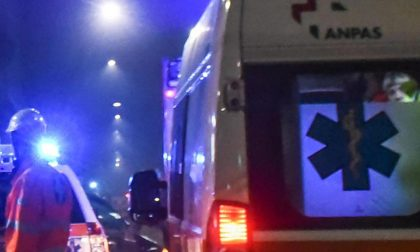 Ciclista investito, 37enne in ospedale SIRENE DI NOTTE
