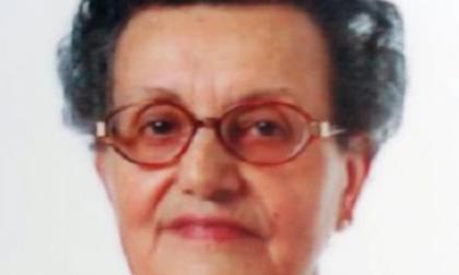 Addio all'amata maestra di Asola Teresina Fioretti
