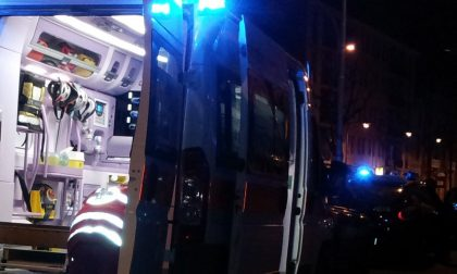 Incidente in Tangenziale, soccorse due persone SIRENE DI NOTTE