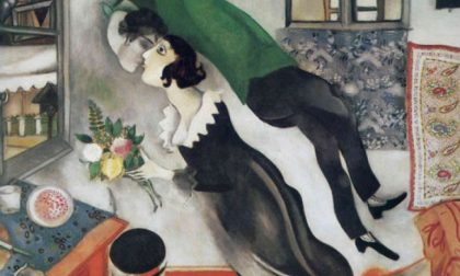 Chagall a Mantova: 130 opere durante Festivaletteratura