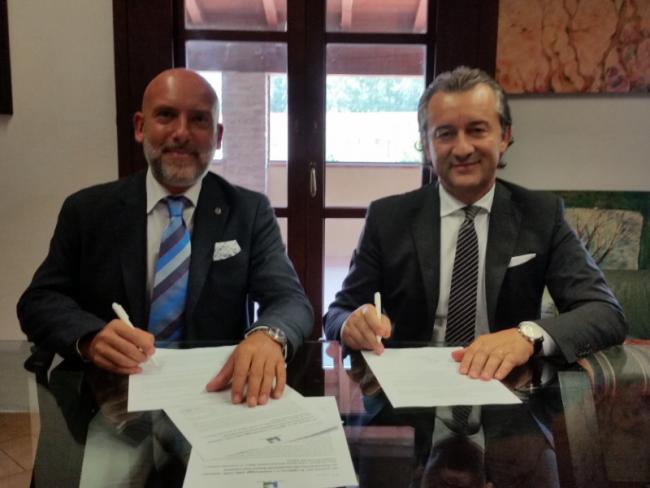 Parco del Mincio e Club Rotary Mantova Castelli: protocollo d'intesa a sostegno del Contratto di fiume