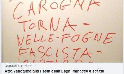 """Insulti a Salvini e lui replica: """"Tanta pena per questi poveretti…"""""""