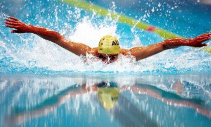 Piscine Dugoni gara internazionale di nuoto