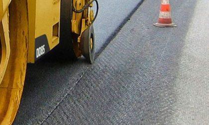 Nuove asfaltature per un milione di euro sulle provinciali di Basso Mantovano e Oglio Po
