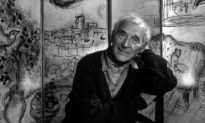 Marc Chagall. Come nella pittura così nella poesia