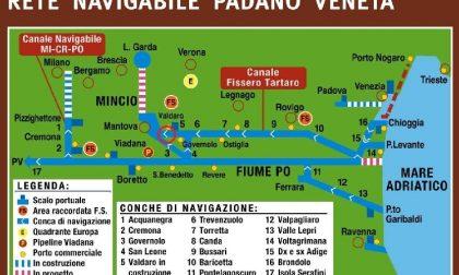 Nuova conca di Valdaro: inaugurazione l'8 settembre