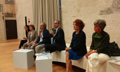 Mostra Chagall a Mantova la conferenza stampa FOTO