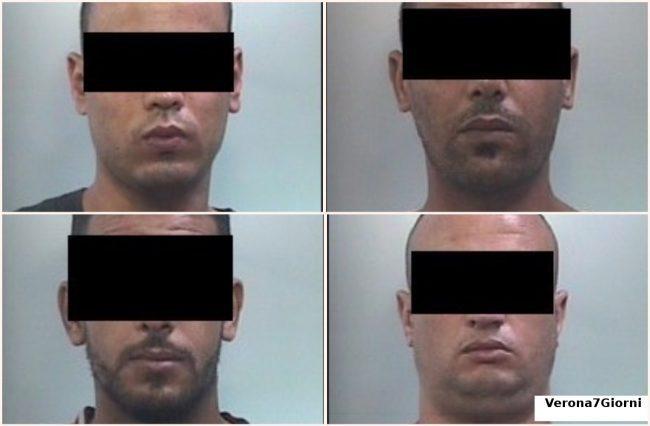 Arrestati rapinatori di villette, fine dell'incubo