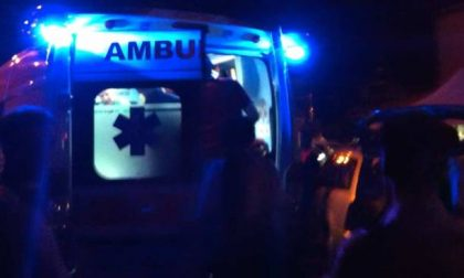 Rissa a Sabbioneta, tre coinvolti uno in gravi condizioni SIRENE DI NOTTE
