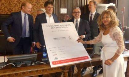 Cinque imprenditori mantovani nuovi soci della Fondazione Palazzo Te