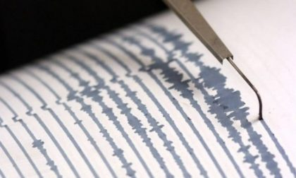 Scossa di terremoto nella vicina Emilia